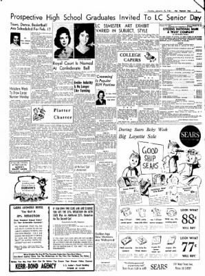 The Baytown Sun from Baytown, Texas on January 15, 1961 · Page 3