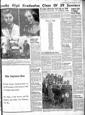The Baytown Sun from Baytown, Texas on May 23, 1952 · Page 9