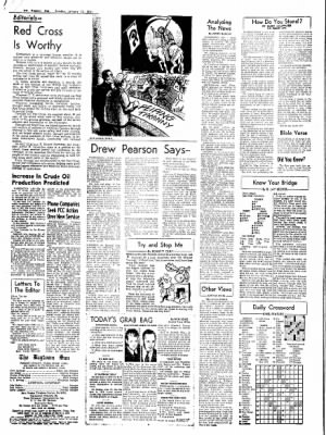 The Baytown Sun from Baytown, Texas on January 15, 1961 · Page 4