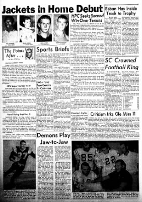 Brownwood Bulletin from Brownwood, Texas on November 28, 1967 · Page 8