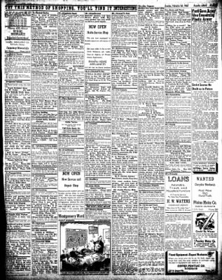 Pampa Daily News from Pampa, Texas on February 24, 1946 · Page 15