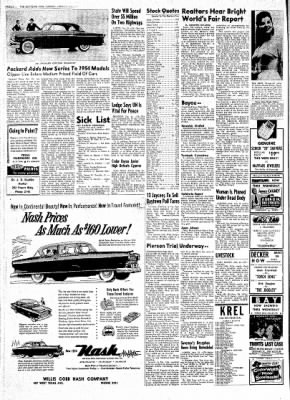 The Baytown Sun from Baytown, Texas on January 12, 1954 · Page 2