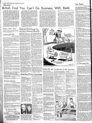 The Baytown Sun from Baytown, Texas on May 24, 1952 · Page 6