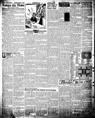 Pampa Daily News from Pampa, Texas on February 25, 1946 · Page 4