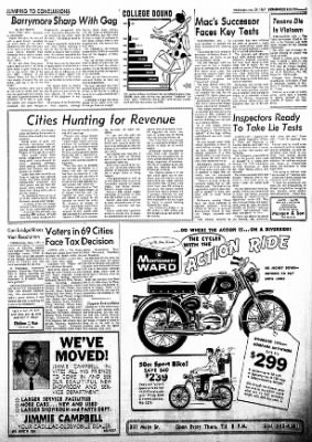 Brownwood Bulletin from Brownwood, Texas on November 29, 1967 · Page 5