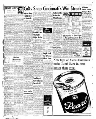 The Brazosport Facts from Freeport, Texas on August 27, 1962 · Page 8