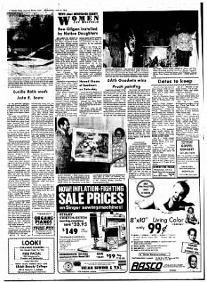 Ukiah Daily Journal from Ukiah, California on July 17, 1974 · Page 4
