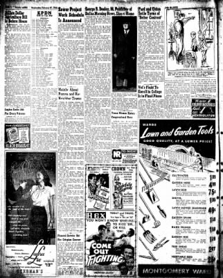 Pampa Daily News from Pampa, Texas on February 27, 1946 · Page 2