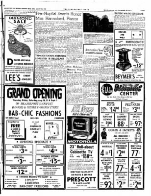 The Brazosport Facts from Freeport, Texas on August 29, 1962 · Page 7