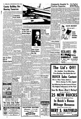 Redlands Daily Facts from Redlands, California on March 23, 1959 · Page 4