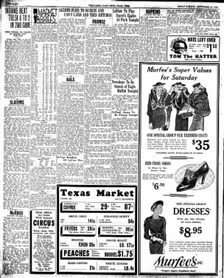 Pampa Daily News from Pampa, Texas on September 13, 1935 · Page 7
