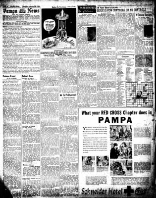 Pampa Daily News from Pampa, Texas on February 28, 1946 · Page 10