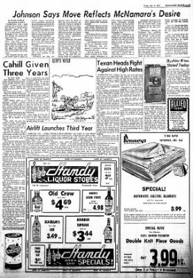 Brownwood Bulletin from Brownwood, Texas on December 1, 1967 · Page 3