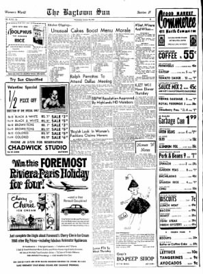 The Baytown Sun from Baytown, Texas on January 18, 1961 · Page 8