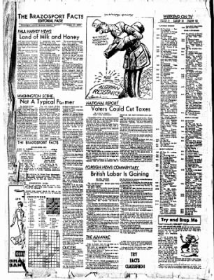 The Brazosport Facts from Freeport, Texas on September 27, 1959 · Page 4