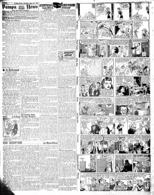 Pampa Daily News from Pampa, Texas on June 17, 1947 · Page 6