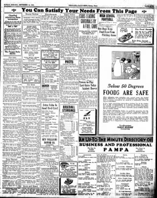 Pampa Daily News from Pampa, Texas on September 15, 1935 · Page 7