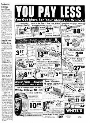 The Paris News from Paris, Texas on October 5, 1960 · Page 10
