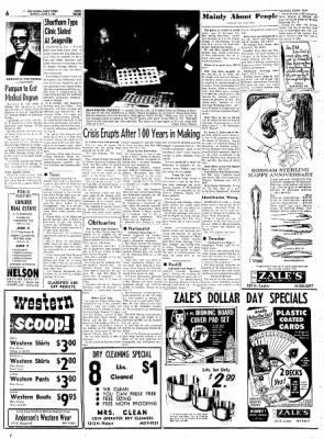 Pampa Daily News from Pampa, Texas on June 2, 1963 · Page 6