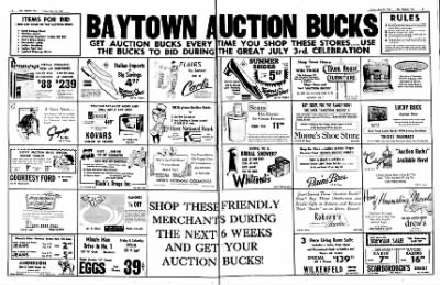 The Baytown Sun from Baytown, Texas on May 30, 1969 · Page 4