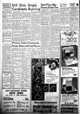 Brownwood Bulletin from Brownwood, Texas on December 3, 1967 · Page 2