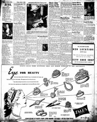 Pampa Daily News from Pampa, Texas on March 1, 1946 · Page 6