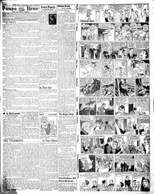 Pampa Daily News from Pampa, Texas on June 18, 1947 · Page 6