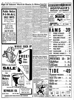 The Baytown Sun from Baytown, Texas on January 19, 1961 · Page 8