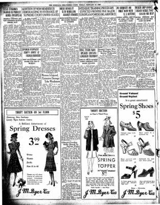 Corsicana Semi-Weekly Light from Corsicana, Texas on February 10, 1939 · Page 12