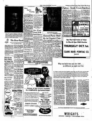 The Brazosport Facts from Freeport, Texas on September 29, 1959 · Page 2