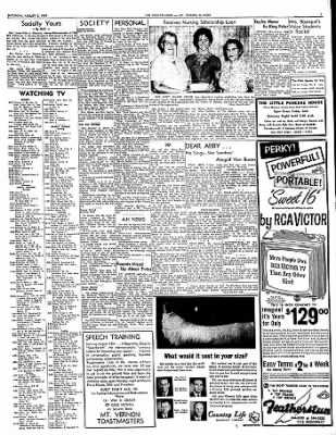 Mt. Vernon Register-News from Mt Vernon, Illinois on August 3, 1963 · Page 3