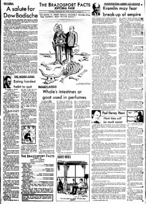 The Brazosport Facts from Freeport, Texas on September 19, 1968 · Page 2