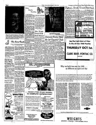 The Brazosport Facts from Freeport, Texas on September 29, 1959 · Page 4