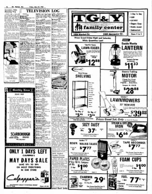 The Baytown Sun from Baytown, Texas on May 30, 1969 · Page 14