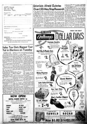 Brownwood Bulletin from Brownwood, Texas on December 3, 1967 · Page 9