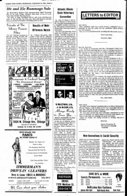 Forest Park Review from Forest Park, Illinois on February 24, 1971 · Page 4