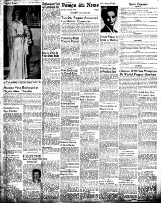 Pampa Daily News from Pampa, Texas on March 3, 1946 · Page 7