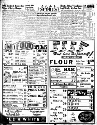 Pampa Daily News from Pampa, Texas on June 19, 1947 · Page 10