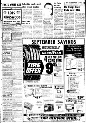 The Brazosport Facts from Freeport, Texas on September 19, 1968 · Page 10