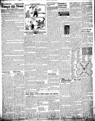 Pampa Daily News from Pampa, Texas on March 3, 1946 · Page 10