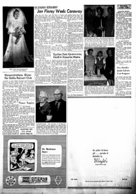Brownwood Bulletin from Brownwood, Texas on December 3, 1967 · Page 17