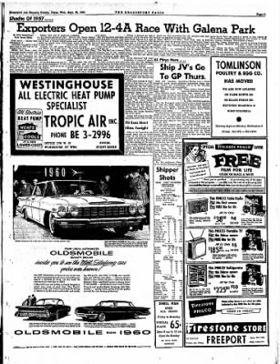 The Brazosport Facts from Freeport, Texas on September 30, 1959 · Page 10