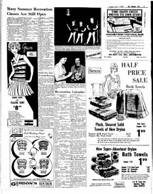 The Baytown Sun from Baytown, Texas on June 1, 1969 · Page 7