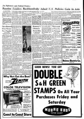 Carrol Daily Times Herald from Carroll, Iowa on November 21, 1967 · Page 5