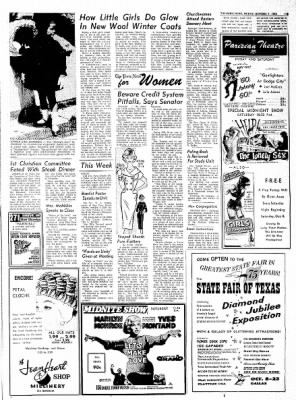 The Paris News from Paris, Texas on October 7, 1960 · Page 5