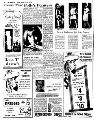 The Baytown Sun from Baytown, Texas on January 30, 1969 · Page 12