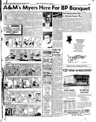 The Brazosport Facts from Freeport, Texas on December 30, 1960 · Page 4