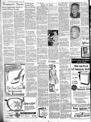 The Baytown Sun from Baytown, Texas on May 30, 1952 · Page 4