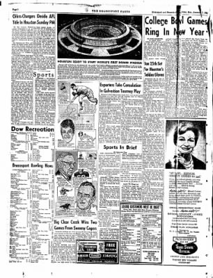 The Brazosport Facts from Freeport, Texas on January 1, 1961 · Page 8