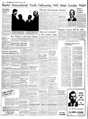 The Baytown Sun from Baytown, Texas on January 22, 1961 · Page 8